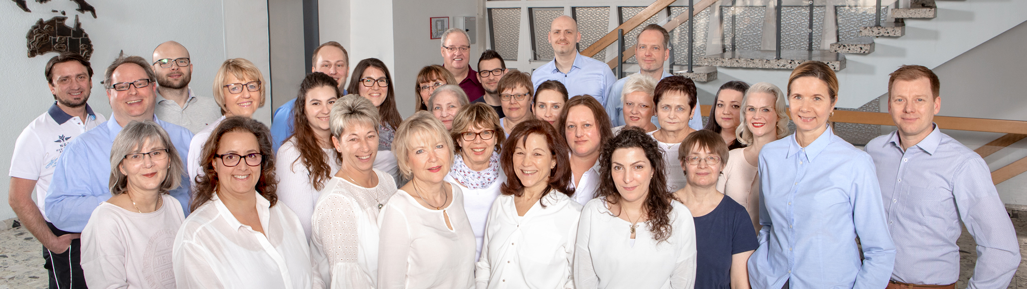 Gruppenfoto Team