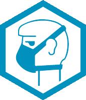 corona signet schutzmaske